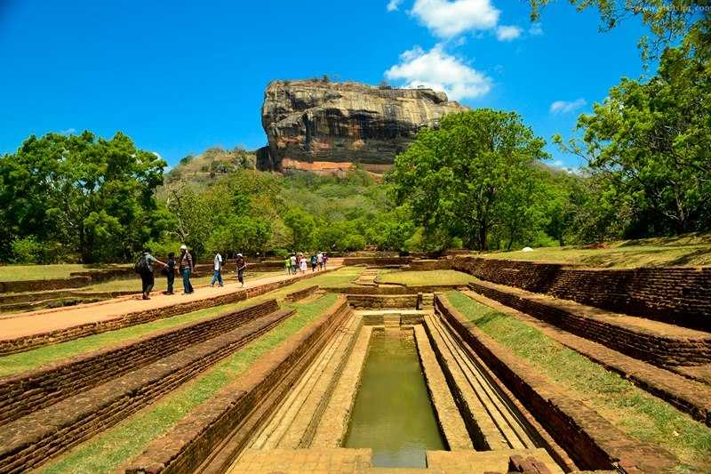 Sigiriya Rock Fortress